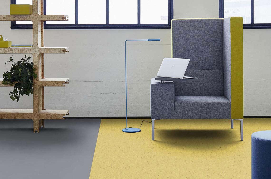 PVC_podlahy_Tarkett_pracovna Obchod Podlahy 👍 - Dodávka a pokládka podlahových krytin na klíč - PVC