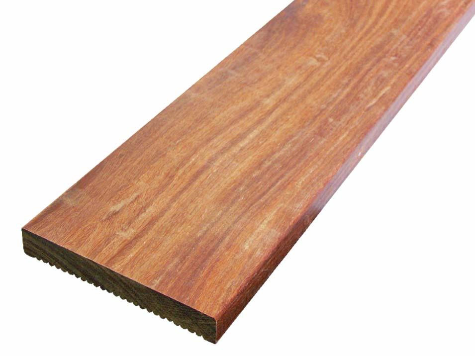 Dřevěné terasa Amargoso