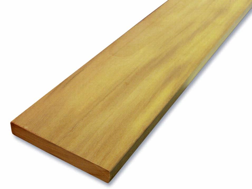 Dřevěné terasy Garapa