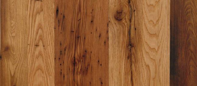 Dub Super Country - dřevěné palubky